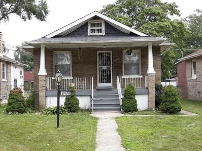 8429 S Vernon Avenue, Chicago, IL 60619 - MLS#: 10116652