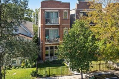 3436 N Narragansett Avenue UNIT 1, Chicago, IL 60634 - #: 10116750