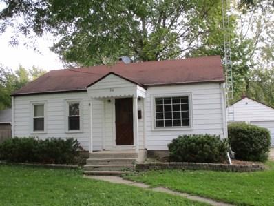 116 N  Ash Street, Sandwich, IL 60548 - MLS#: 10116930