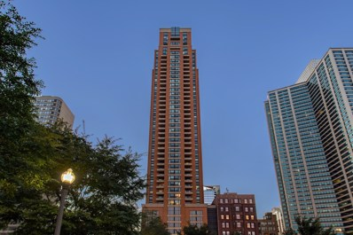 1160 S Michigan Avenue UNIT 3203, Chicago, IL 60605 - MLS#: 10117054