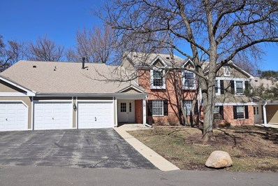 10 Waterbury Lane UNIT M2, Schaumburg, IL 60193 - #: 10117142