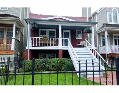 4139 N Bell Avenue, Chicago, IL 60618 - MLS#: 10117147
