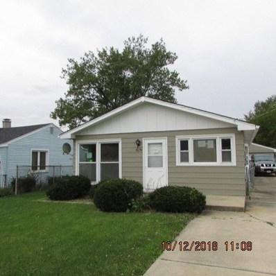 16014 Laramie Avenue, Oak Forest, IL 60452 - MLS#: 10117330