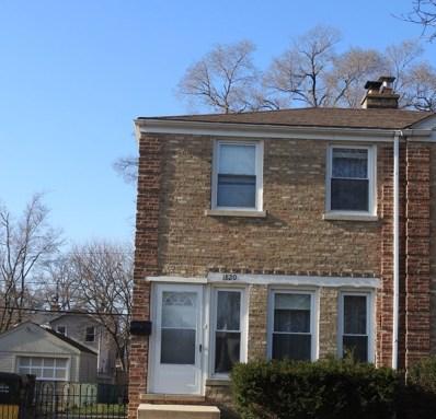 1820 Sycamore Street UNIT 2, Des Plaines, IL 60018 - #: 10117337