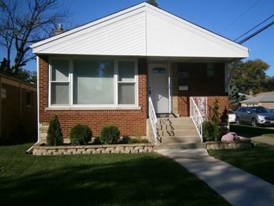 12500 S Laflin Street, Calumet Park, IL 60827 - MLS#: 10117692