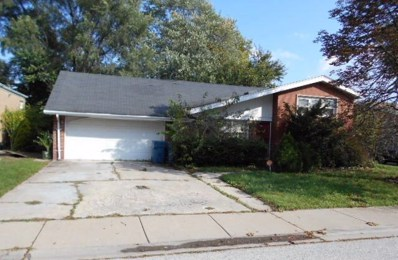 15341 Drexel Avenue, South Holland, IL 60473 - #: 10117735