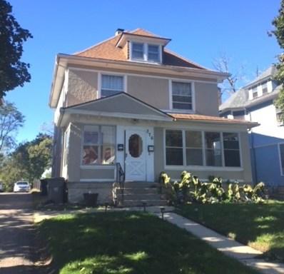 376 Saint Charles Street UNIT 1, Elgin, IL 60120 - MLS#: 10117841