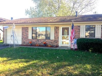 1615 Schooner Lane, Hanover Park, IL 60133 - MLS#: 10118017