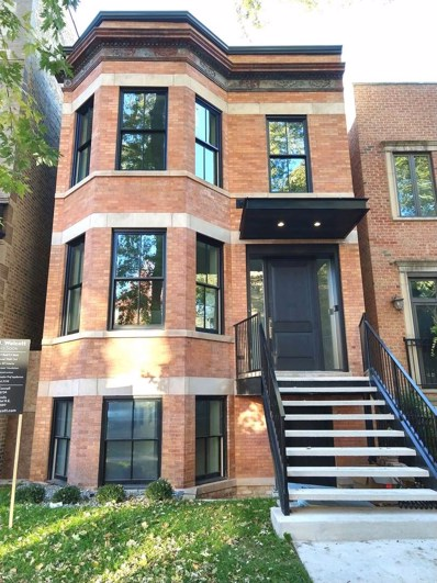 3252 N Wolcott Avenue, Chicago, IL 60657 - MLS#: 10118063
