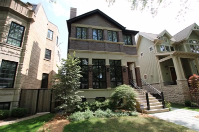3837 N Hoyne Avenue, Chicago, IL 60618 - #: 10118145