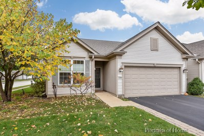 12593 Castle Rock Drive, Huntley, IL 60142 - #: 10118252