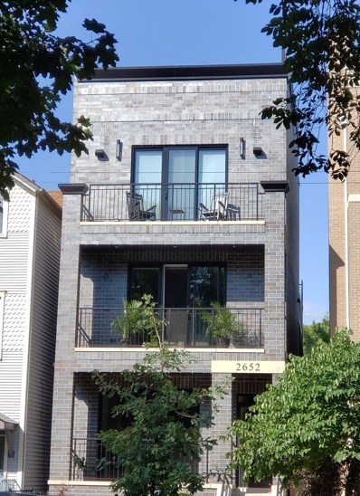 2652 N Racine Avenue UNIT 1, Chicago, IL 60614 - #: 10118340