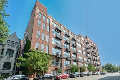 1500 W Monroe Street UNIT 722, Chicago, IL 60607 - MLS#: 10118526