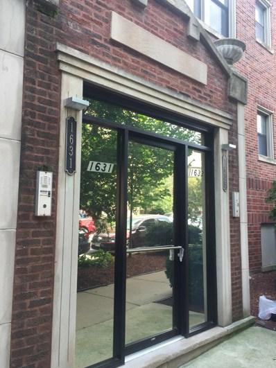 1631 W Columbia Avenue UNIT 3E, Chicago, IL 60626 - #: 10118910