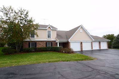 323 N Thornwood Drive UNIT 323, Mchenry, IL 60050 - #: 10119033