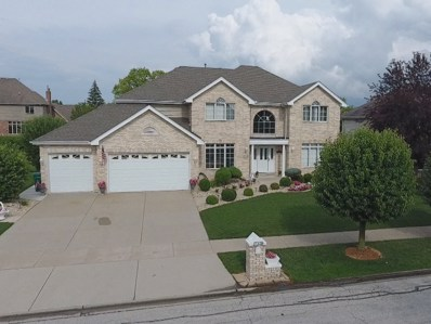 17329 Antler Drive, Orland Park, IL 60467 - #: 10119139