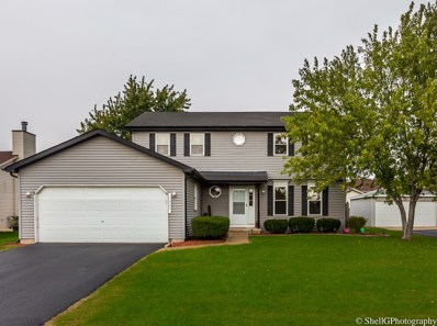 1807 Great Falls Drive, Plainfield, IL 60586 - #: 10119145
