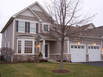 25402 Cove Court, Plainfield, IL 60544 - MLS#: 10119157