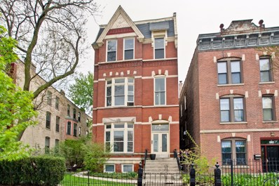 2017 W Evergreen Avenue UNIT 103, Chicago, IL 60622 - MLS#: 10119553