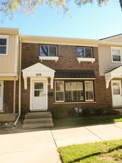 219 Jefferson Lane, Wood Dale, IL 60191 - MLS#: 10119655