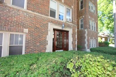 841 Clarence Avenue UNIT 3, Oak Park, IL 60304 - MLS#: 10119679