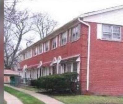 8949 S Cottage Grove Avenue UNIT 1H, Chicago, IL 60619 - #: 10119706