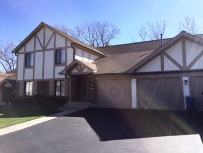 833 Thornton Court UNIT 1B, Schaumburg, IL 60193 - #: 10119769