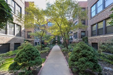 751 W Brompton Avenue UNIT 1W, Chicago, IL 60657 - #: 10119852