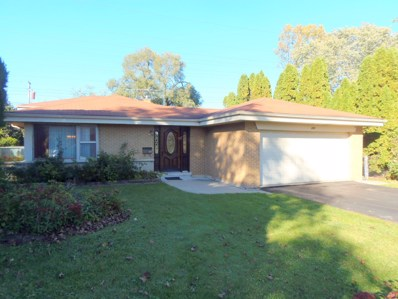 499 Gilbert Drive, Wood Dale, IL 60191 - #: 10120025