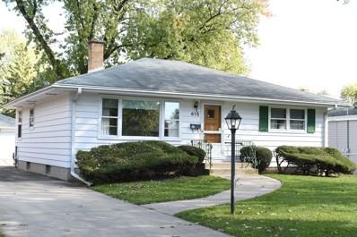 415 Home Avenue, Itasca, IL 60143 - #: 10120070