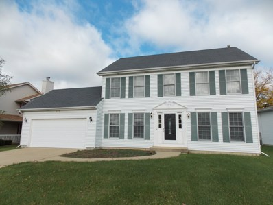 477 Barberry Circle, Yorkville, IL 60560 - MLS#: 10120088