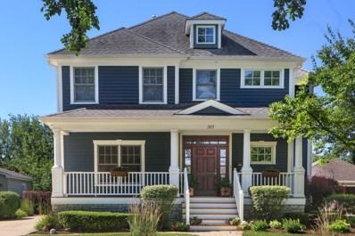317 4th Street, Downers Grove, IL 60515 - MLS#: 10120230