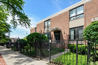 832 S Laflin Street, Chicago, IL 60607 - MLS#: 10120351