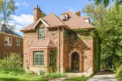 818 Argyle Avenue, Flossmoor, IL 60422 - #: 10120520