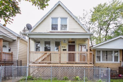 6638 S Seeley Avenue, Chicago, IL 60636 - MLS#: 10120542