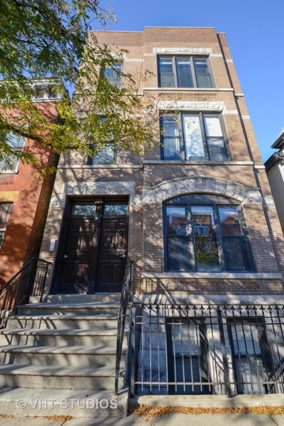 1416 W Superior Street UNIT 1F, Chicago, IL 60642 - #: 10120957