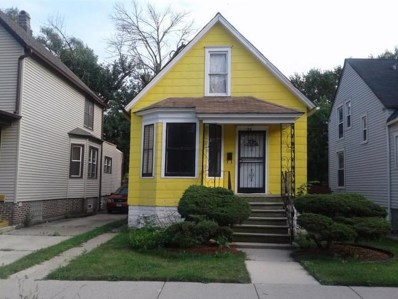 25 W 108th Place, Chicago, IL 60628 - MLS#: 10120975