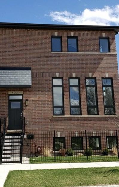 4223 S Vincennes Avenue, Chicago, IL 60653 - MLS#: 10121005