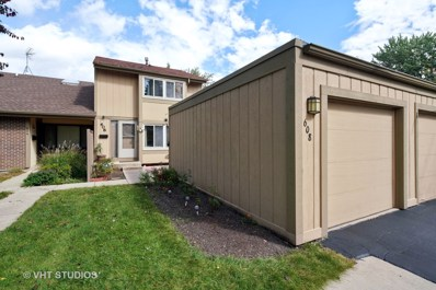 608 Sequoia Trail, Roselle, IL 60172 - #: 10121035