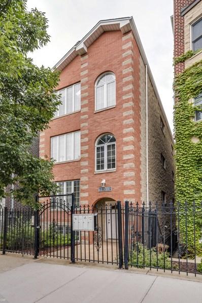 1333 N Bosworth Avenue UNIT 1, Chicago, IL 60642 - #: 10121041