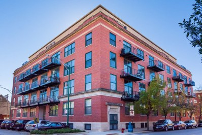 3500 S Sangamon Street UNIT 411, Chicago, IL 60609 - MLS#: 10121222