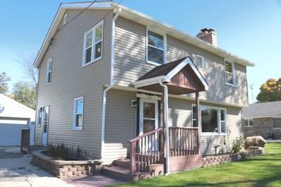 112 E Tyler Street, Oswego, IL 60543 - #: 10121262