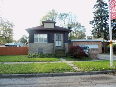 1327 W 111th Place, Chicago, IL 60643 - #: 10121458