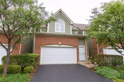 296 W Fairview Circle, Palatine, IL 60067 - #: 10121459