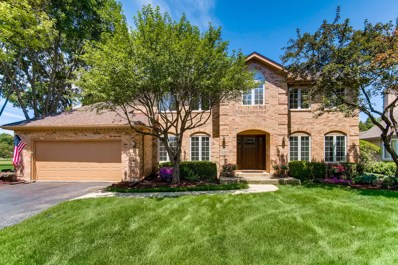536 Bentley Court, Downers Grove, IL 60516 - MLS#: 10121520