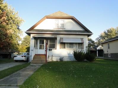 216 S Briggs Street, Joliet, IL 60433 - #: 10121613