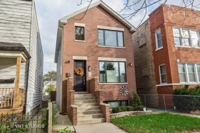 5128 W Strong Street, Chicago, IL 60630 - MLS#: 10121736