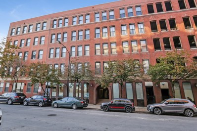 400 S Green Street UNIT 409, Chicago, IL 60607 - MLS#: 10121748