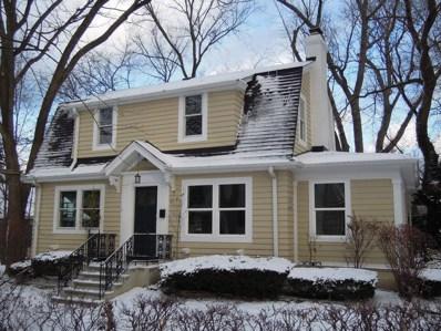 1803 Chancellor Street, Evanston, IL 60201 - #: 10121758