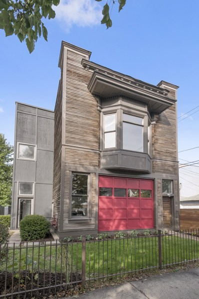 2414 W Cuyler Avenue, Chicago, IL 60618 - #: 10121776